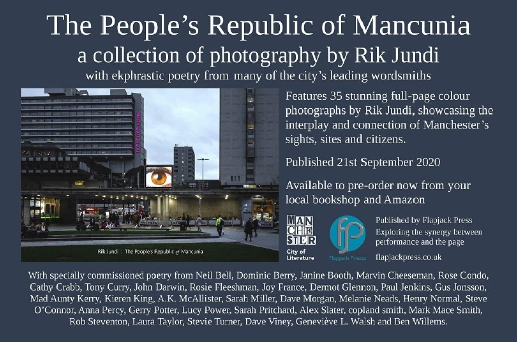 Coming soon: The People's Republic of Mancunia