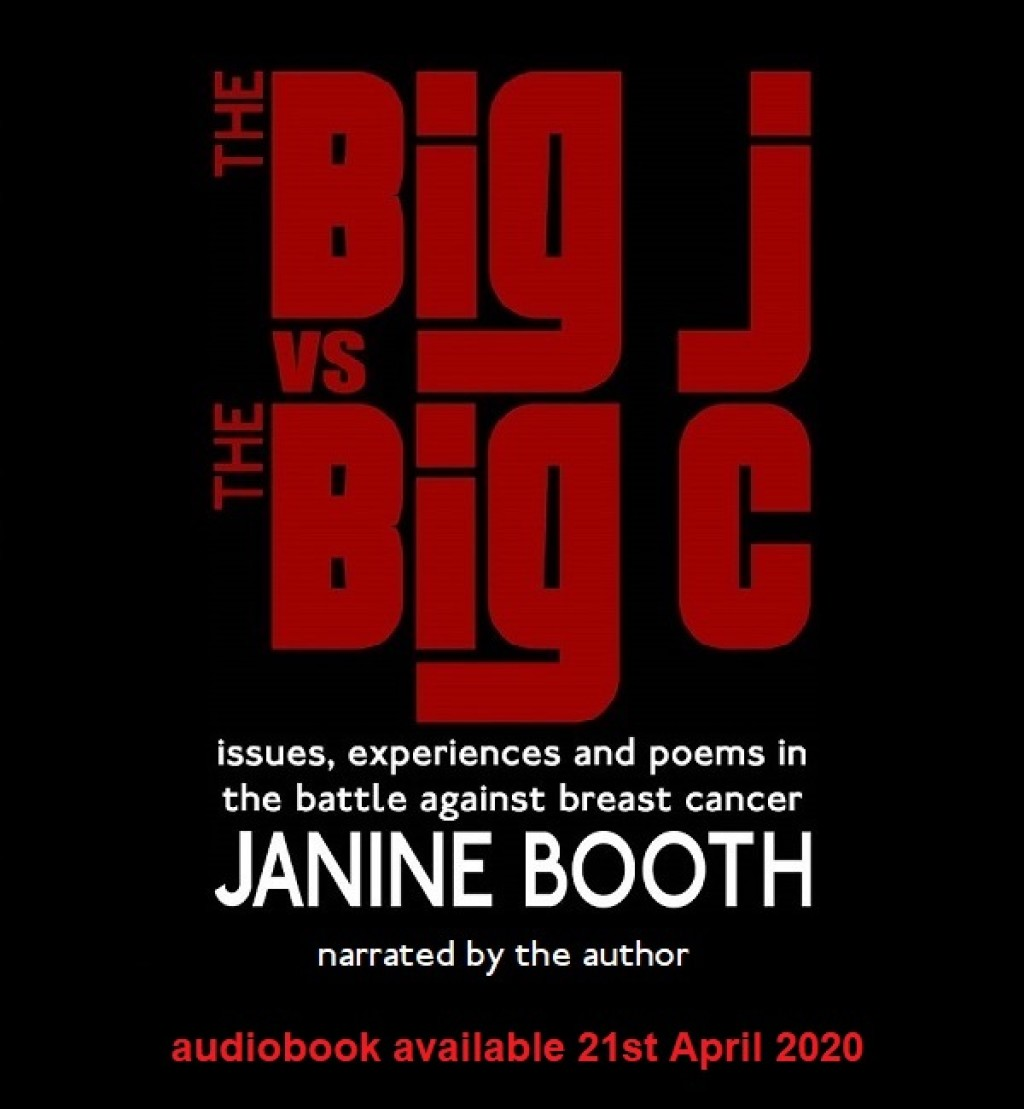The Big J vs The Big C Audiobook OUT NOW
