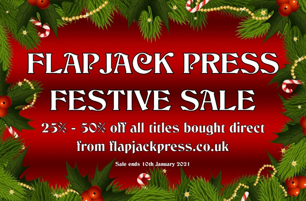 Flapjack's Festive Sale - ends 10th January 2021