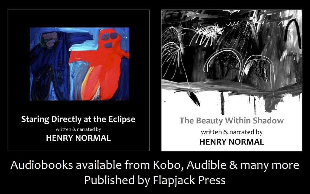 Henry Normal Audiobooks Available