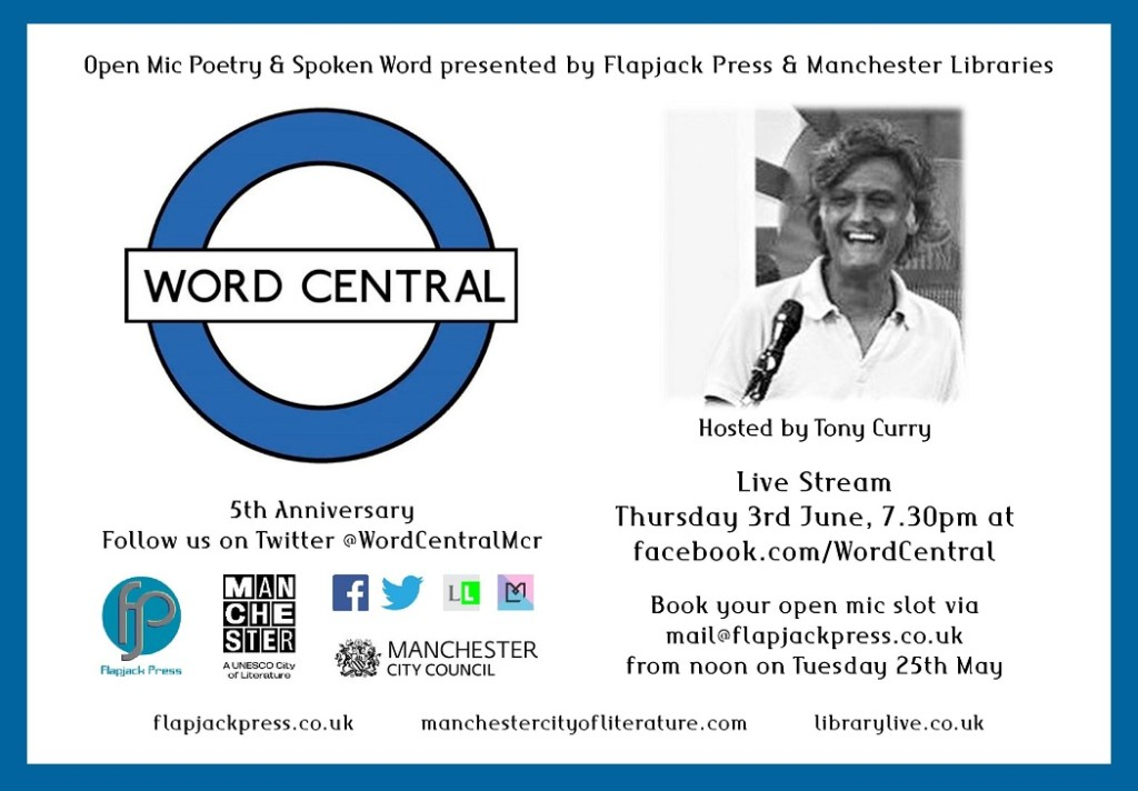 Word Central 3rd June - 5th Anniversary Special